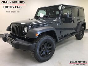 Jeep Wrangler Unlimited Willys Wheeler Automatic 4WD 20kmi Clean Carfax 2016