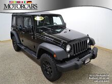 2016_Jeep_Wrangler Unlimited_Willys Wheeler_ Bedford OH