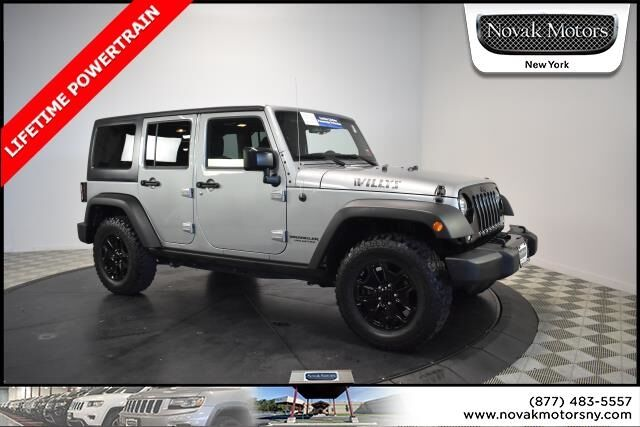 2016 Jeep Wrangler Unlimited Willys Wheeler Bedford TX