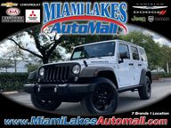 2016 Jeep Wrangler Unlimited Willys Wheeler Miami Lakes FL