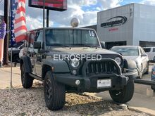 2016_Jeep_Wrangler Unlimited_Willys Wheeler_ San Antonio TX