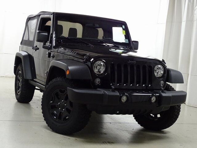 2016 Jeep Wrangler Willys Wheeler Raleigh NC