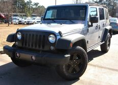 Jeep Wrangler w/ TOW PACKAGE & SATELLITE 2016