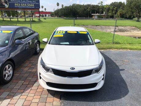 2016 KIA OPTIMA  Ocala FL