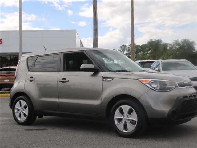2016 KIA Soul Base Hatchback Crystal River FL
