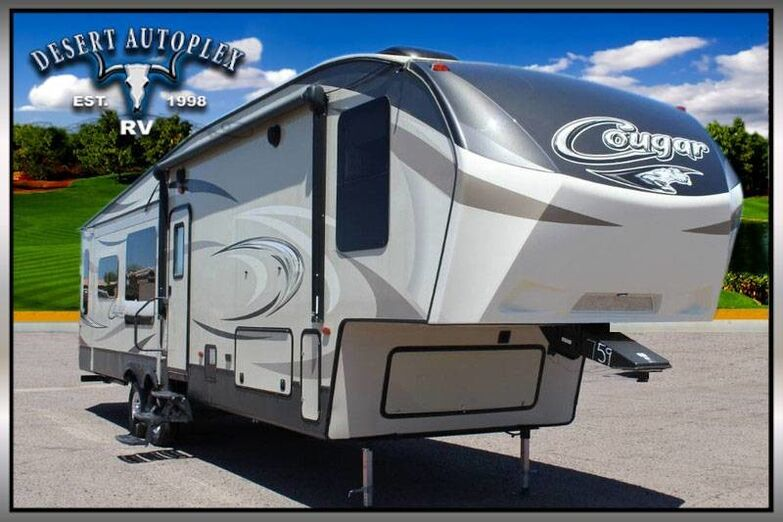 2016 Keystone Cougar 333MKS Triple Slide 5th Wheel RV Mesa AZ