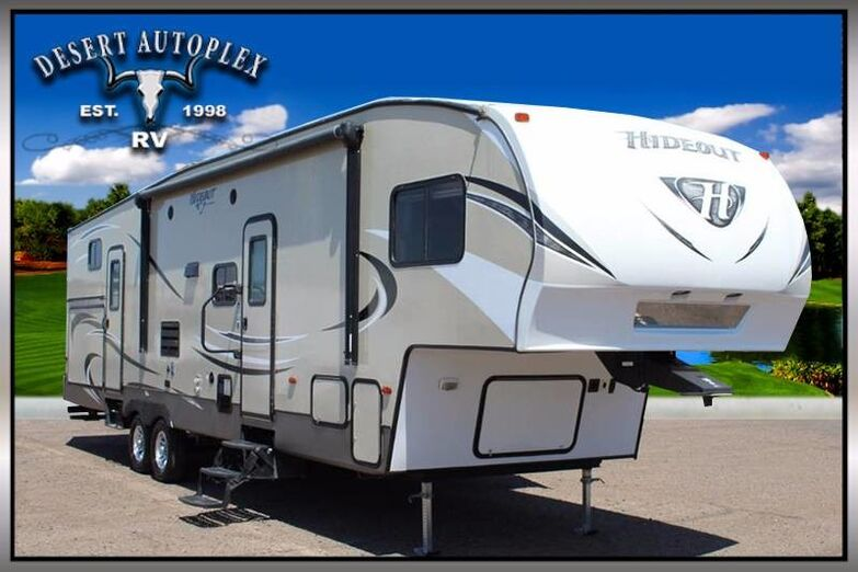 2016 Keystone Hideout 308BHDS Double Slide 5th Wheel RV 1.888.385.1122 Mesa AZ
