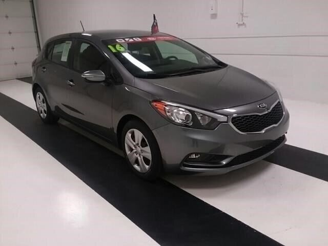 2016 Kia Forte 5-Door 5dr HB Auto LX Manhattan KS