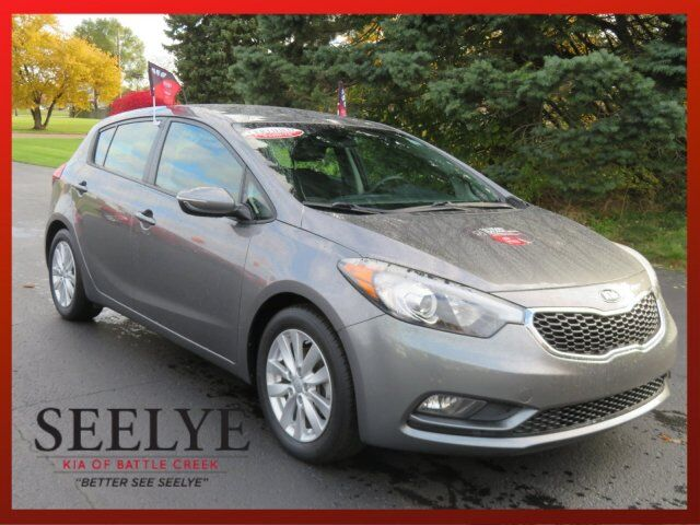 2016 Kia Forte 5-Door LX Battle Creek MI