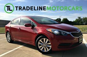 2016_Kia_Forte BLUETOOTH, BACK UP CAM, 40 MPG... AND MUCH MORE!!!_LX_ CARROLLTON TX