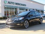 2016 Kia Forte EX*EX PREMIUM PKG,SUNROOF,BACKUP CAMERA,NAVIGATION SYSTEM,UNDER FACTORY WARRANTY!!