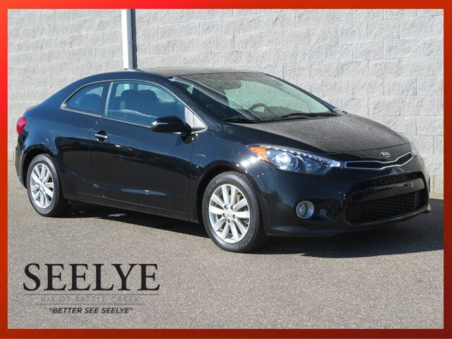 2016 Kia Forte Koup EX Battle Creek MI