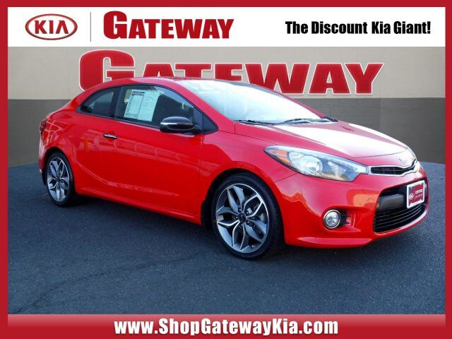 2016 Kia Forte Koup Sx North Brunswick Nj
