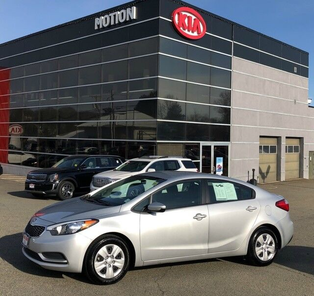 2016 Kia Forte LX Hackettstown NJ