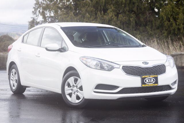 2016 Kia Forte LX Burlington WA