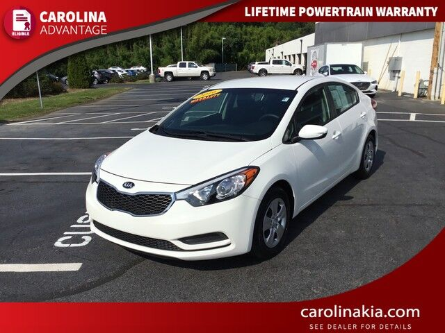 2016 Kia Forte LX High Point NC