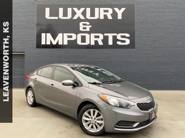 2016 Kia Forte LX Leavenworth KS