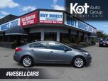 2016 Kia Forte LX, One Owner, Eco Mode, Heated Seats, Cruise Control, Great Condition!