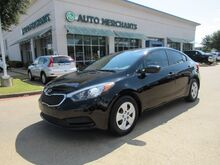 2016_Kia_Forte_LX w/Popular Package CLOTH SEATS, BLUETOOTH CONNECTIVITY, USB/AUX INPUT, STEERING WHEEL CONTROLS_ Plano TX