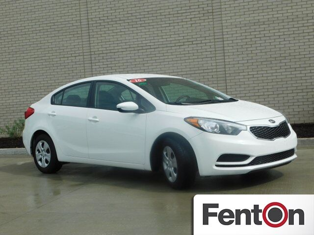 2016 Kia Forte LX Kansas City KS