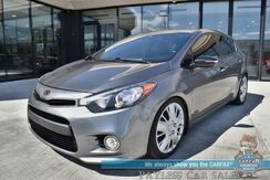 2016_Kia_Forte_SX / Premium Technology Pkg / Auto Start / Heated & Cooled Leather Seats / Heated Steering Wheel / Navigation / Sunroof / Bluetooth / Back Up Camera / Rear Heated Seats_ Anchorage AK