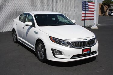 Kia Hybrid Optima EX 2016