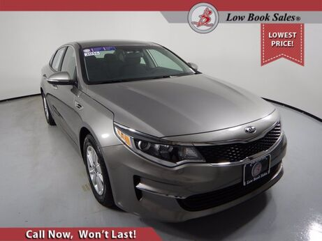 2016_Kia_OPTIMA_LX_ Salt Lake City UT