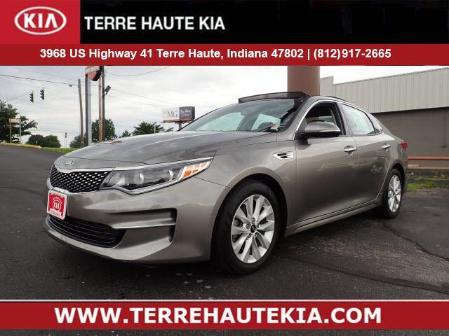 2016 Kia Optima 4dr Sdn EX Terre Haute IN