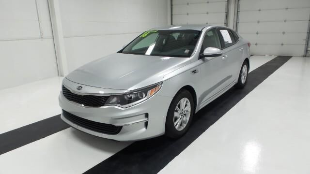 2016 Kia Optima 4dr Sdn LX Topeka KS