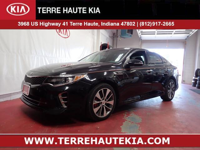2016 Kia Optima 4dr Sdn SX Turbo Terre Haute IN