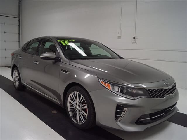 2016 Kia Optima 4dr Sdn SXL Turbo Topeka KS