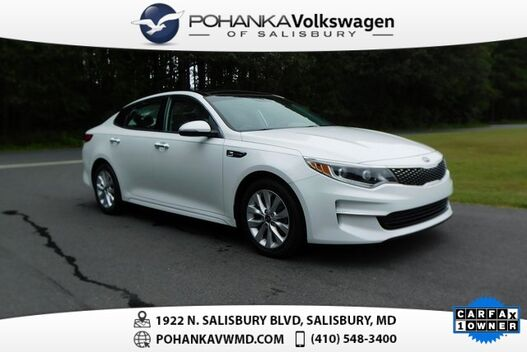 2016_Kia_Optima_EX ** NAVIGATION & SUNROOF ** ONE OWNER **_ Salisbury MD
