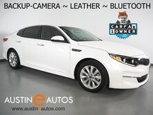 Kia Optima EX *BACKUP-CAMERA, LEATHER SEATING, HEATED SEATS, HEATED STEERING WHEEL, PUSH BUTTON START, ALLOY WHEELS, BLUETOOTH PHONE & AUDIO 2016