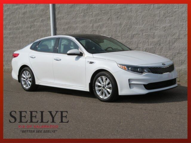 2016 Kia Optima EX Battle Creek MI