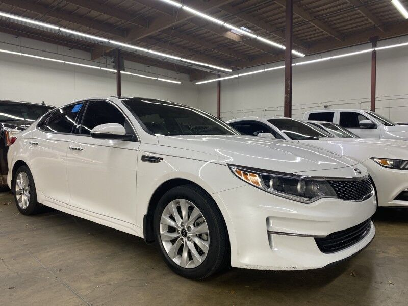 2016 Kia Optima EX Carrollton TX