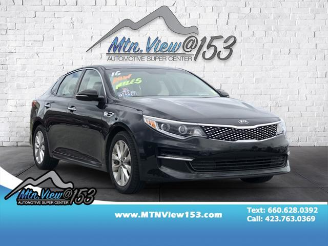 2016 Kia Optima EX Chattanooga TN