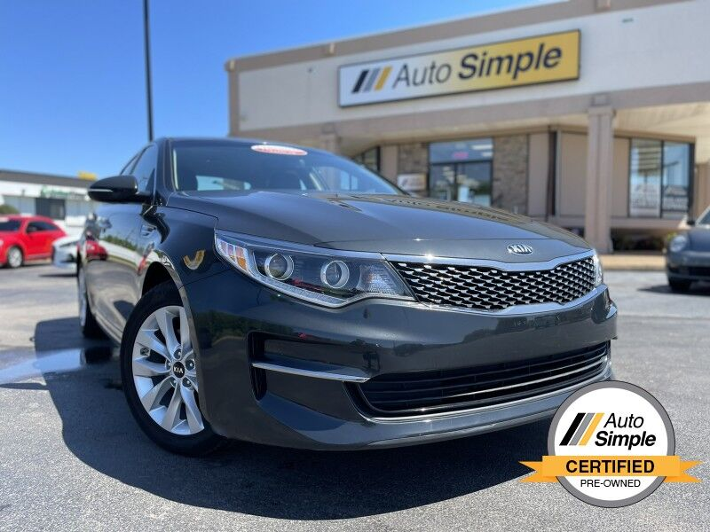 2016 Kia Optima EX Cleveland TN