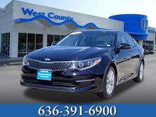 2016_Kia_Optima_EX_ Ellisville MO