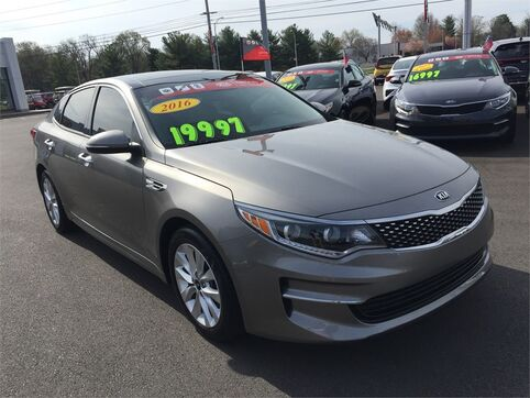2016_Kia_Optima_EX_ Evansville IN