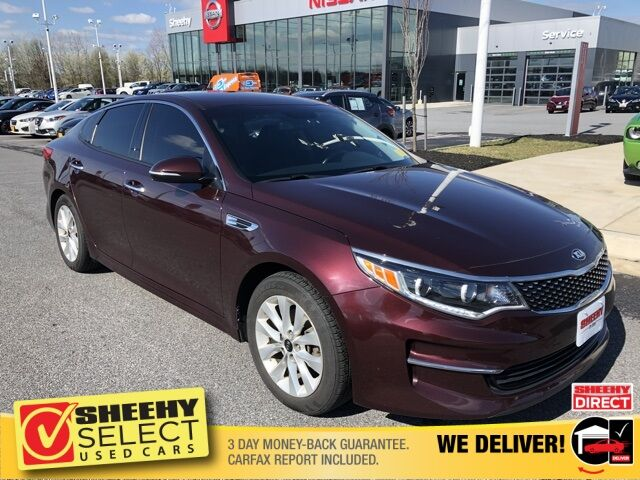 2016 Kia Optima EX White Marsh MD