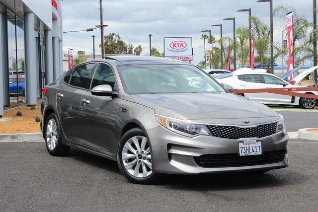2016 Kia Optima EX Garden Grove CA