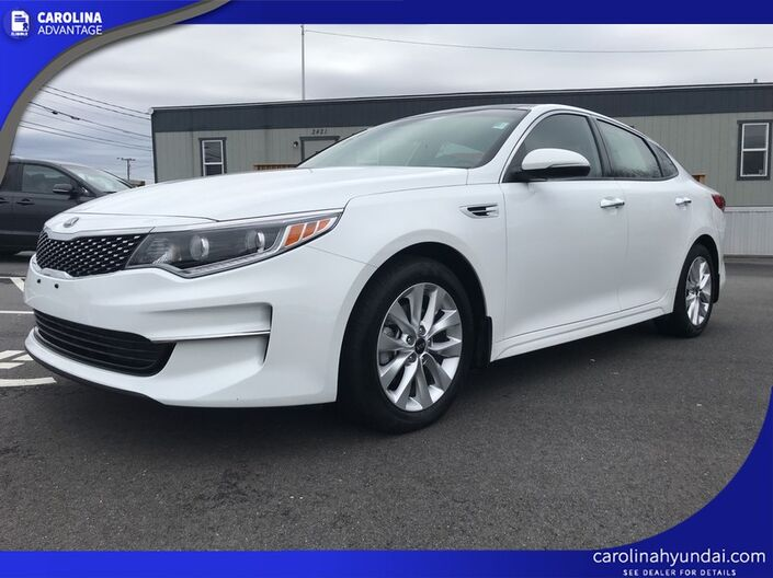 2016 Kia Optima EX High Point NC