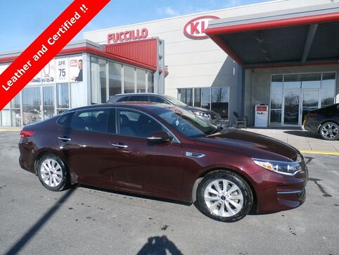 2016_Kia_Optima_EX_ Liverpool NY