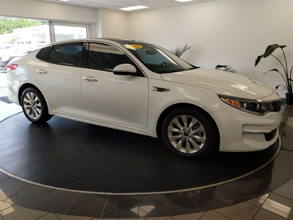 2016 Kia Optima EX Macon GA