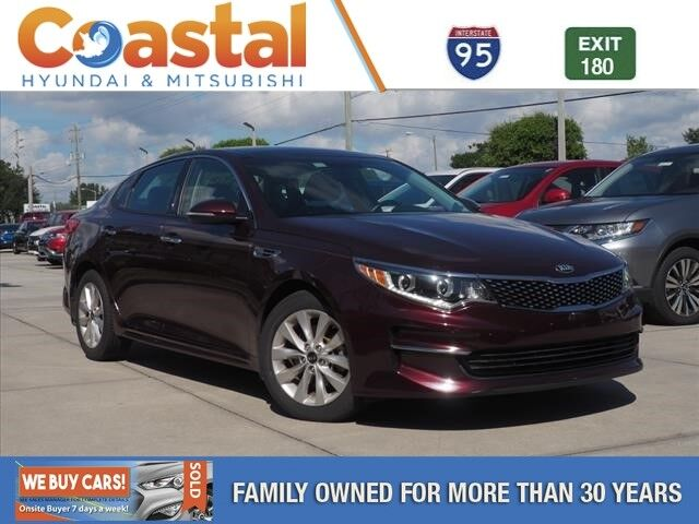 2016 Kia Optima EX Melbourne FL