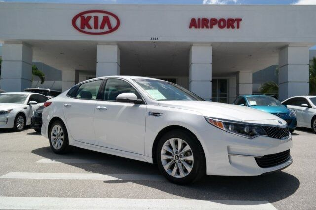 2016 Kia Optima EX Naples FL