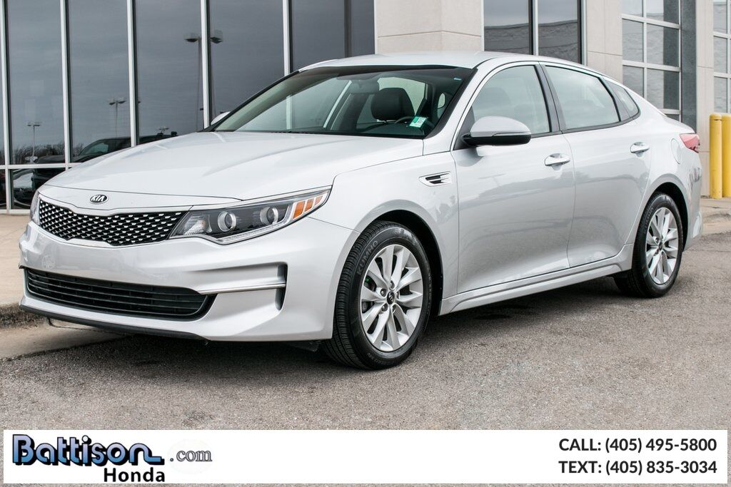 2016_Kia_Optima_EX_ Oklahoma City OK