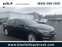 2016_Kia_Optima_EX_ Old Saybrook CT