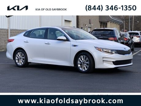 2016 Kia Optima EX Old Saybrook CT