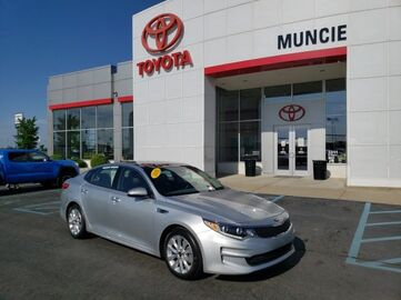 2016_Kia_Optima_EX_ Richmond KY